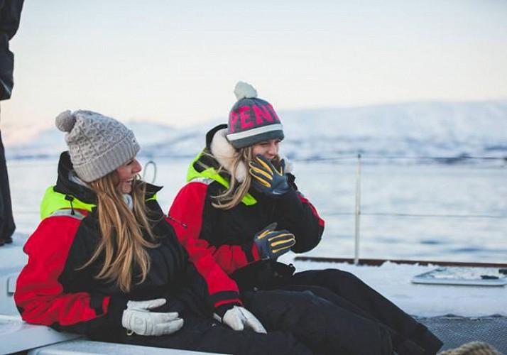 Croisière en catamaran au cœur des fjords norvégiens - Au départ de Tromso
