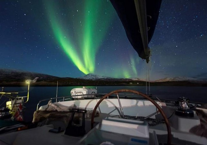 Aurora Boorealis Viewing Cruise - Departure from Tromso