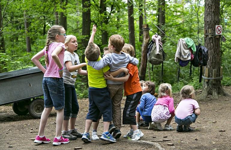 Forestia - Theux - Parcours 4 - Groupe enfants