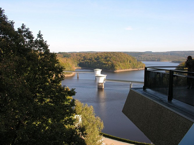 Barrage et tour de la Gileppe (Jalhay/Baelen)