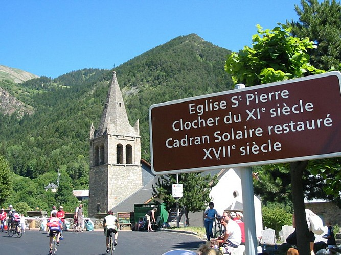 Eglise Saint-Pierre de la Garde