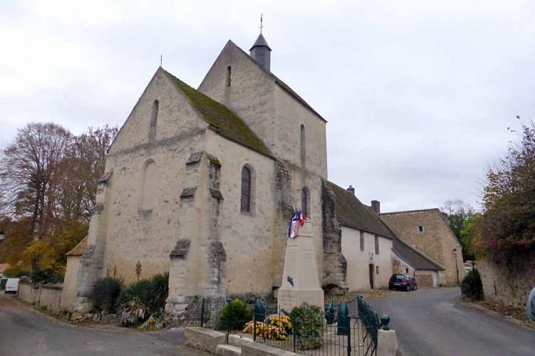 Eglise d'Autouillet
