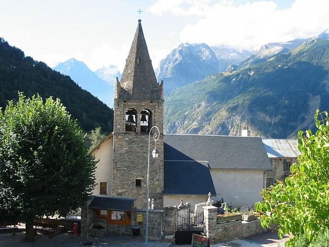 Eglise Saint-Pierre de la Garde en Oisans