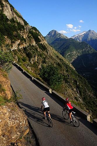 La route des Roches