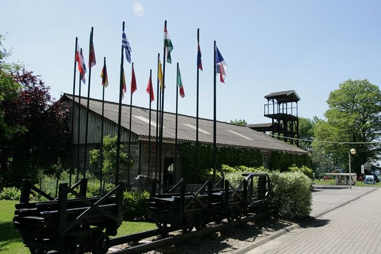 Blegny-Mine : Patrimoine mondial de l'Unesco