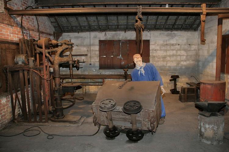 Blegny-Mine - Werelderfgoed van Unesco