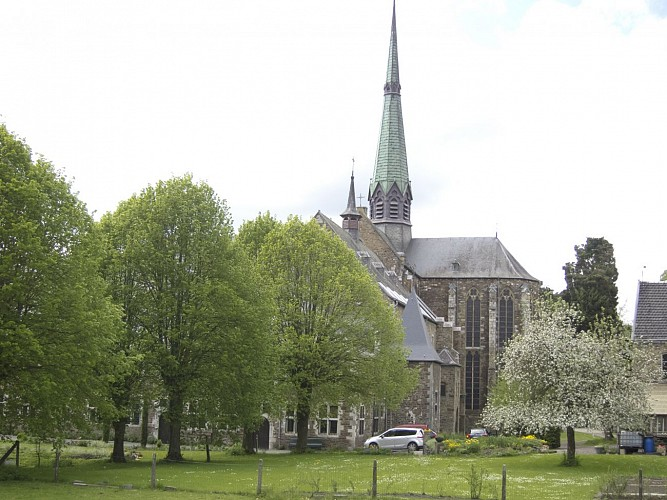 Aubel - Abbaye du Val-Dieu