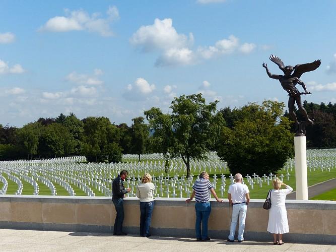 Hombourg – Amerikaans kerkhof van Henri-Chapelle