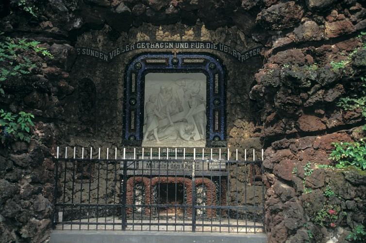 Moresnet - Calvaire monumental