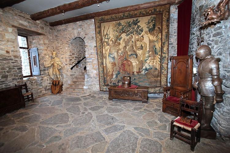 Robertville / Château de Reinhardstein