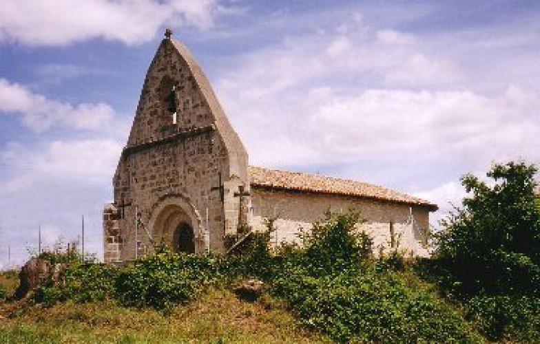 Eglise d'Isaac (St Pardoux)