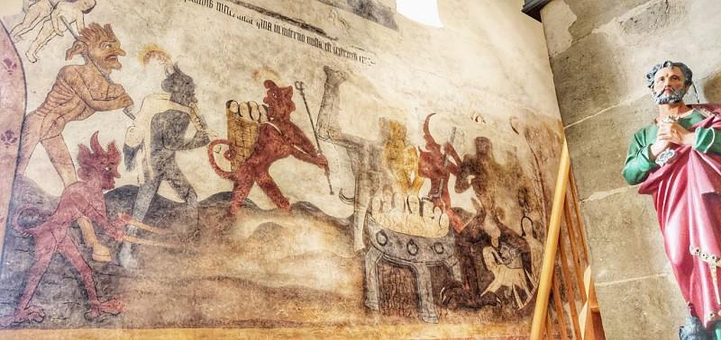 allemans-eglise-fresques