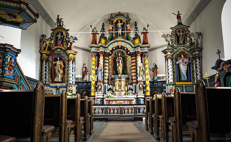 Eglise de Beho