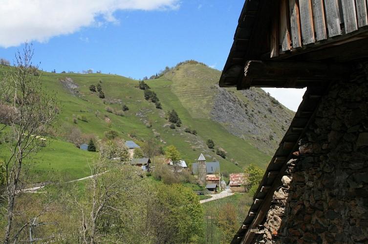 Oulles villages