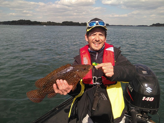 Yann NormandIdf fishing