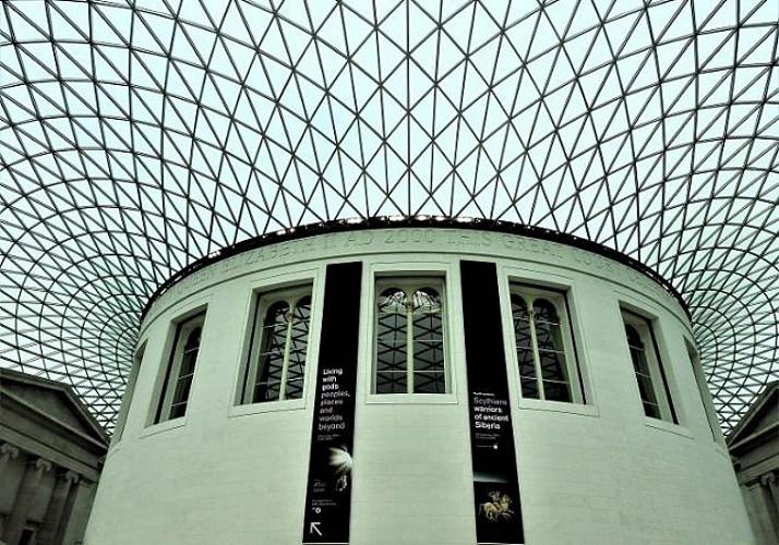 Visite guidée du British Museum de Londres - Accès coupe-file - En français