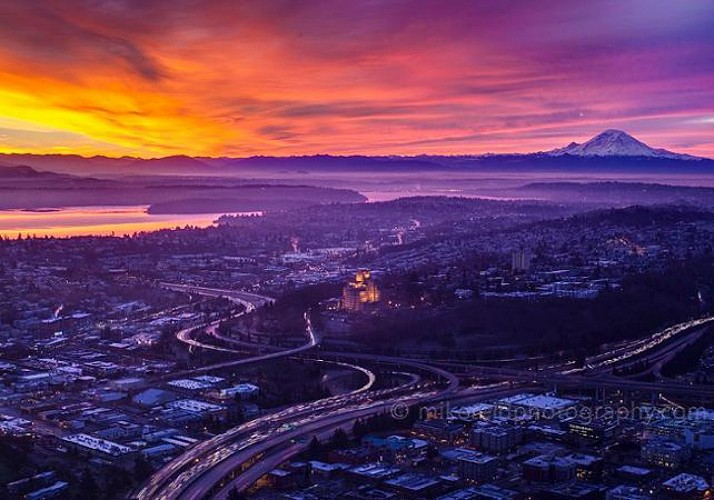 Sky View Observatory Ticket - Rapid Access - Seattle