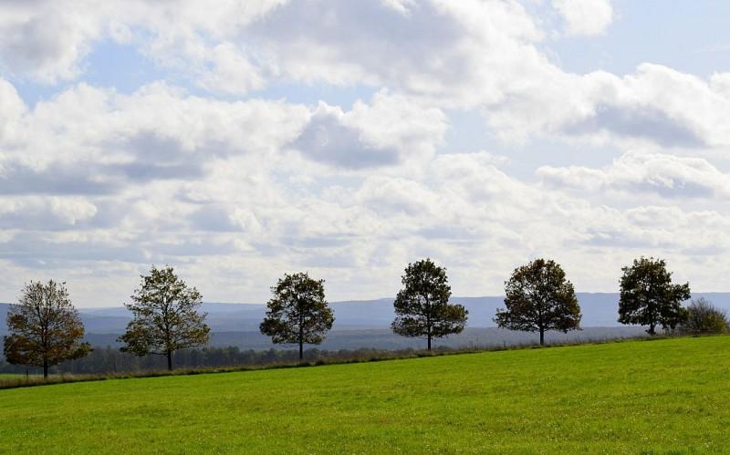Une petite pause sur un banc pour admirer le paysage