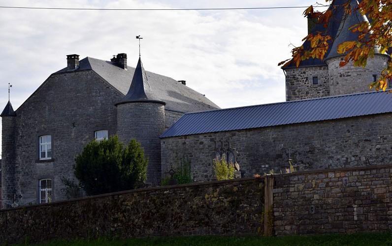 Château-ferme d'Izier