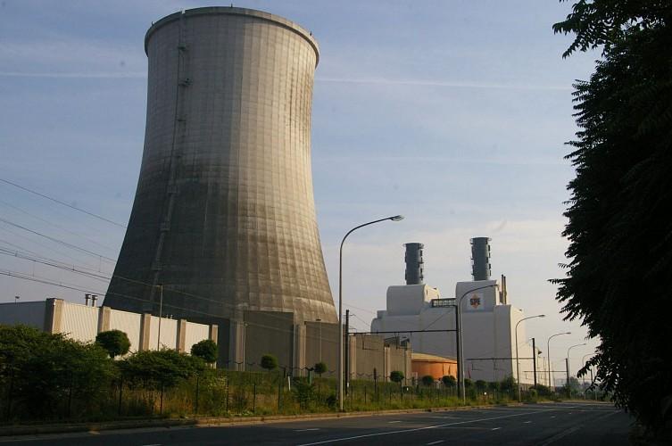 La Centrale Turbine-Gaz-Vapeur de Seraing