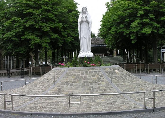Louveigné - Site marial de Banneux ND