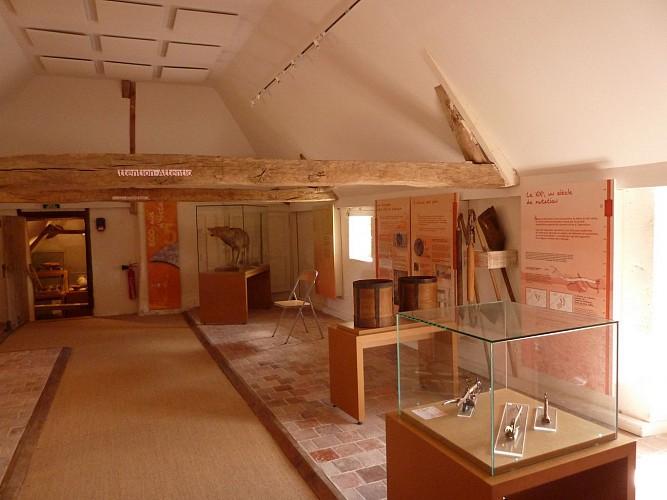 Ferme de Juillé-Ecomusée du Montmorillonnais