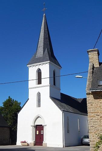 Le Hézo Eglise Saint Vincent