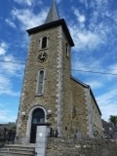 Eglise Saint-Martin et son cimetière