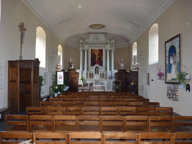 Eglise Saint-Lambert et son cimetière