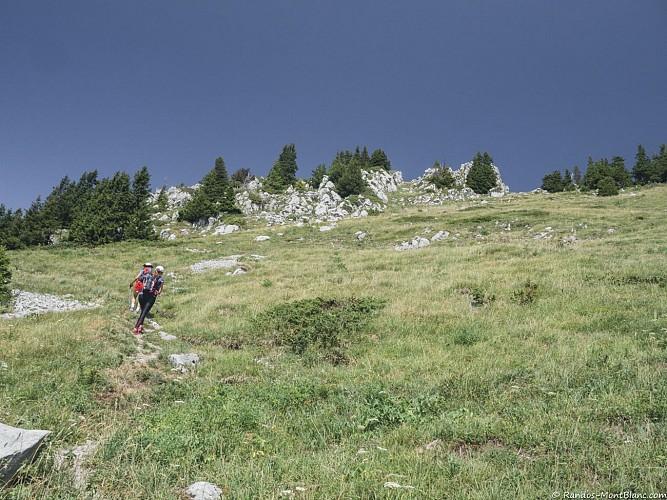 Le Col de Vernaz