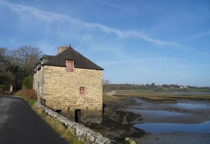 Le Bono Moulin de Kervilio- propriété privée
