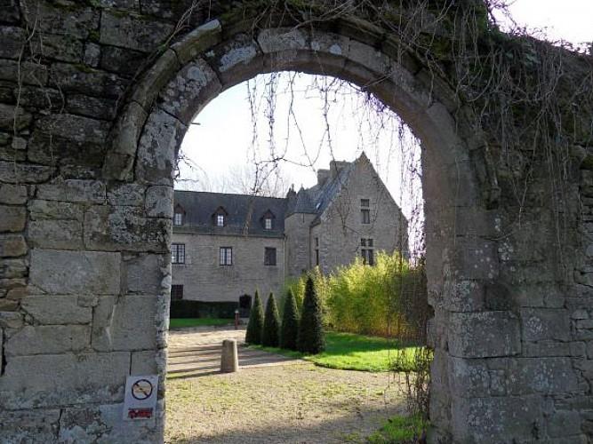 Le Bono Manoir de Kerdréan -propriété privée