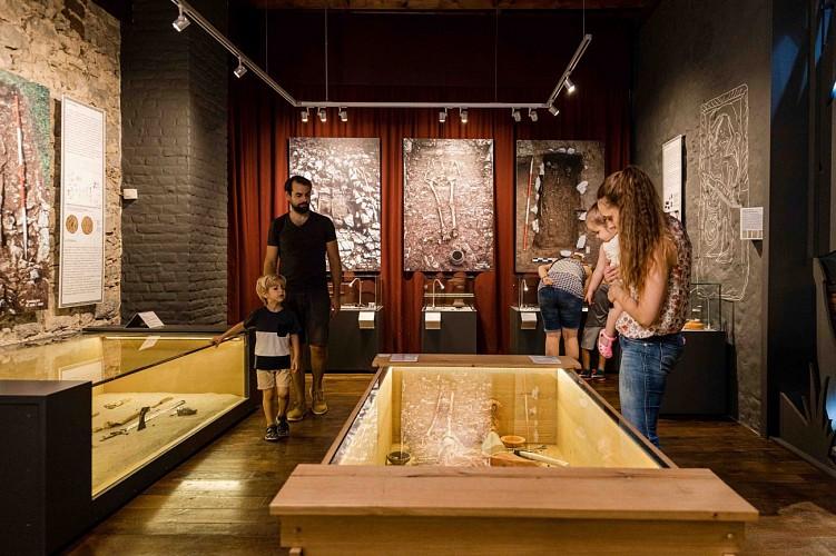 Domaine de Palogne - Ferrières - Vélos