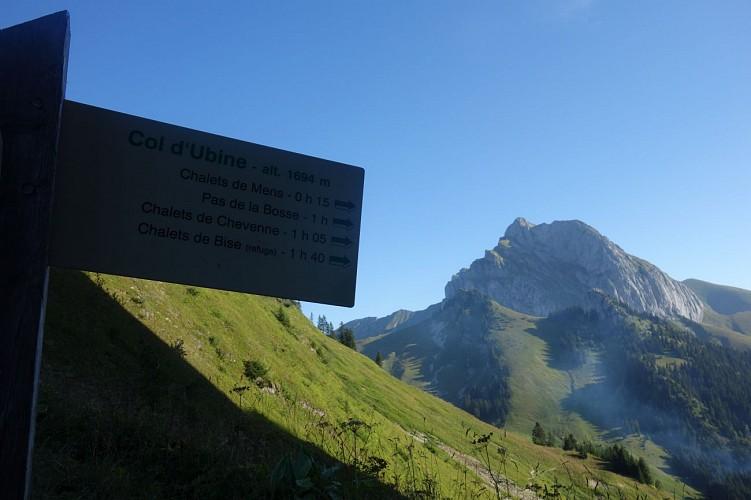 Col d'Ubine