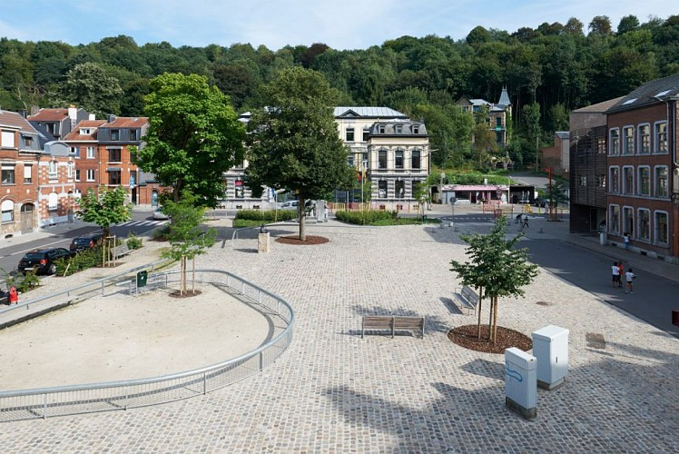 Place Jean Roggeman
