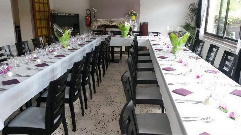 Restaurant L'Arôme aux Roches-L'Evêque