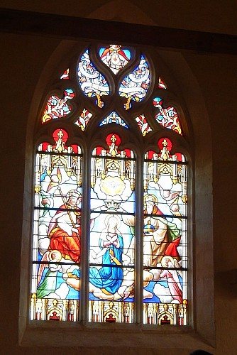 Surzur Chapelle Notre Dame de Recouvrance