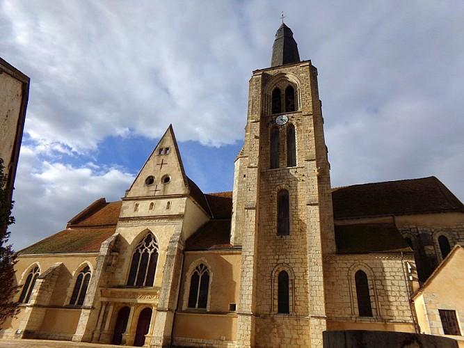Bonny sur Loire - Eglise Saint Aignan - 7 février 2017 (78)- OT Terres de Loire et Canaux - I. Rémy