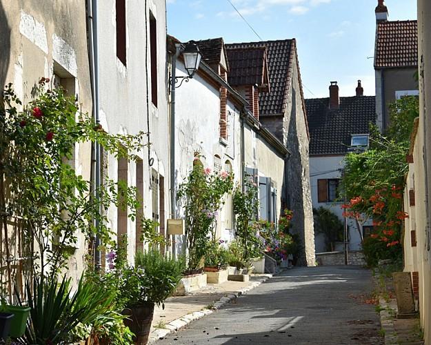 Bonny sur loire -  Rue - 1er aout 2018 - OT Terres de Loire et Canaux -IRémy (2)
