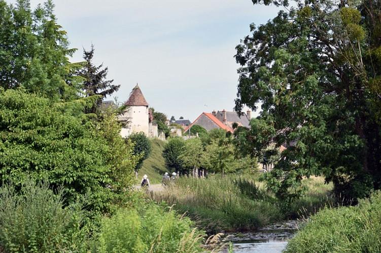 Bonny sur LOire - 24 juin 2018- OTTerres de Loire et Canaux - IRémy