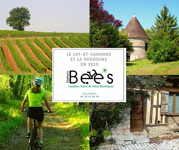 STATIONS BEES LOCATION TOURISME