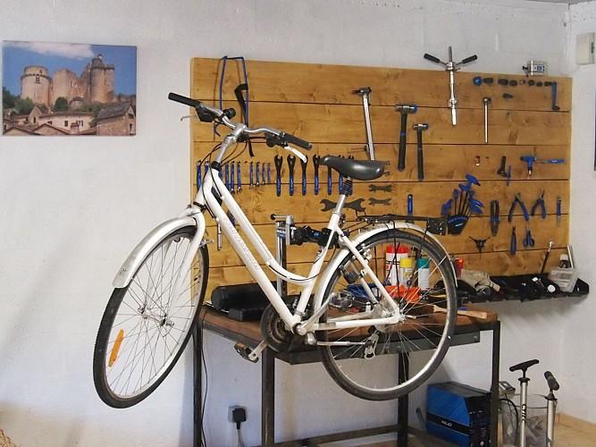 Stations Bee's Villereal_Location Vente Vélos électriques_Atelier tous vélos (2)