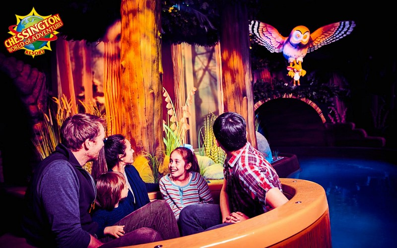 Chessington World of Adventures Resort - 1 Day Ticket