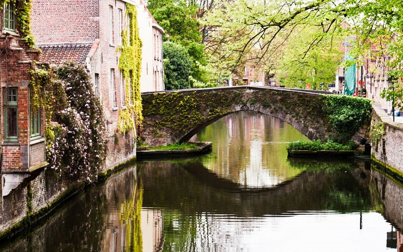 Bruges Full Day Tour from Amsterdam