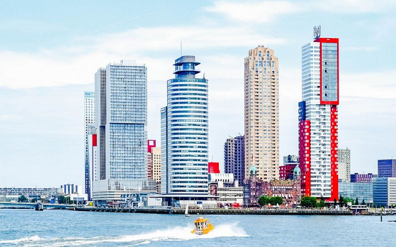 Rotterdam, Delft & The Hague Full Day Tour & Optional Amsterdam Cruise