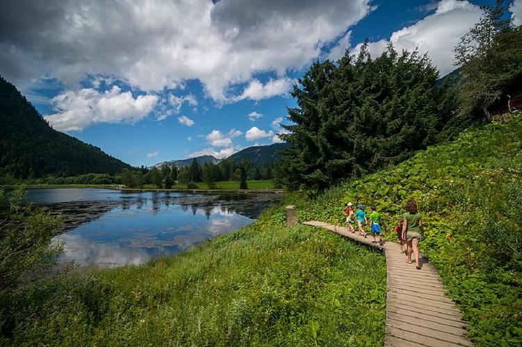 Lake Plagnes