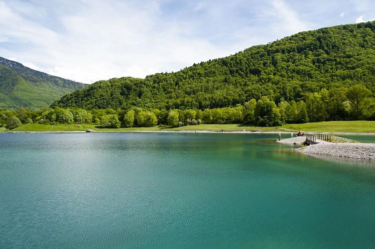 Parcours de pêche de Barouchat