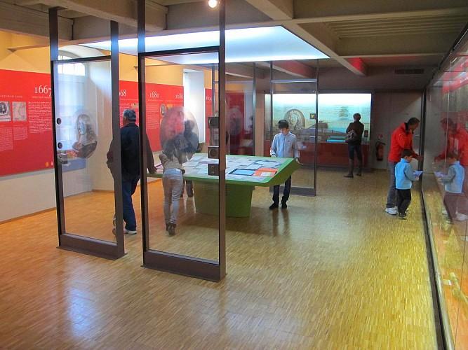 Musée - Le Réservoir : Espace découverte du Canal du Midi