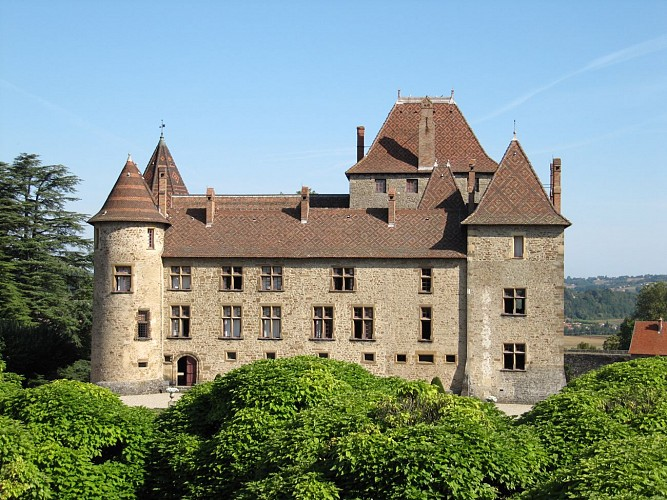 Castle of Septème