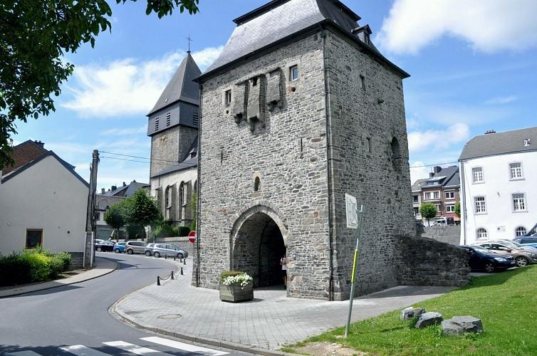 La Porte de Trèves à Bastogne